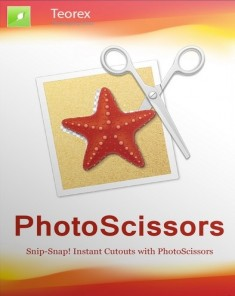 برنامج Teorex PhotoScissors 2.1