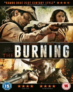 فيلم The Burning 2014 مترجم