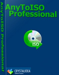 برنامج AnyToISO 3.7.0 Build 501 Pro 2015