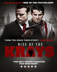 فيلم The Rise of the Krays 2015 مترجم - BluRay