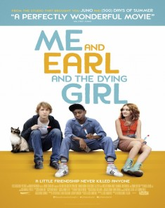 فيلم Me and Earl and the Dying Girl 2015 مترجم