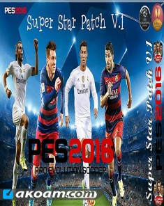 باتش Super Star Patch V.1 PES 16