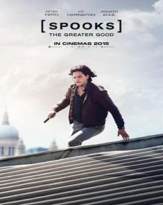 فيلم Spooks: The Greater Good 2015 مترجم