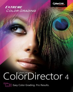 برنامج CyberLink ColorDirector Ultra 4.0.4423.0