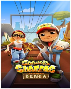 لعبة Subway Surfers 1.45.0 Kenya