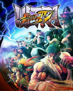 لعبة ultra street fighter IV ريباك