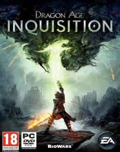 لعبة Dragon Age Inquisition Deluxe Edition بكراك CPY