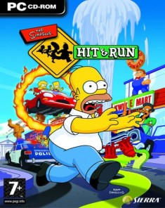 لعبة The Simpsons: Hit & Run ريباك