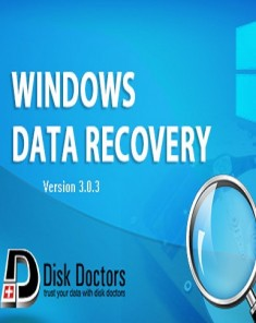 برنامج Disk Doctors Windows Data Recovery 3.0.3.353