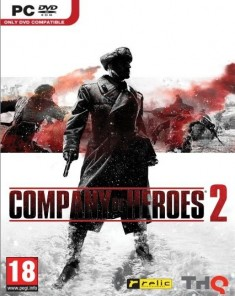 لعبة Company of Heroes 2 Collector's Edition ريباك