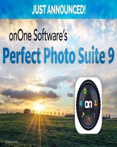 برنامج onOne Perfect Photo Suite 9.5.1.1646 Premium Edition