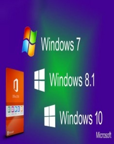 ويندوز Windows 7,8.1,10 X86 + Office16 FINAL 2015