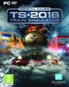 لعبة Train Simulator 2016 بكراك CODEX