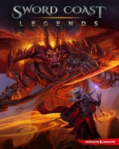 لعبة Sword Coast Legends بكراك CODEX