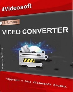 برنامج 4Videosoft Video Converter Ultimate 6.0.10 Multilingual