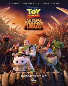 فيلم Toy Story That Time Forgot 2014 مترجم