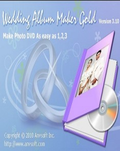 برنامج Wedding Album Maker Gold 3.53