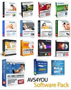 برنامج AVS4YOU AIO Pack v3.0.2.128