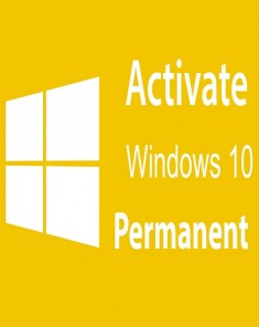 برنامج Windows 10 Permanent Activator Ultimate 1.1 Final