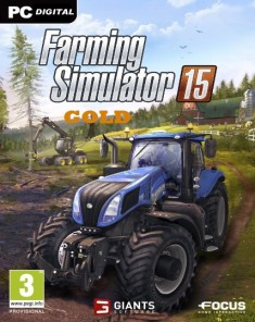 لعبة Farming Simulator 15 Gold بكراك RELOADED