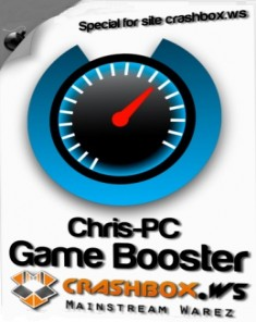برنامج Chris PC Game Booster 3.10