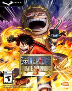 لعبة One Piece Pirate Warriors 3: GOLD Edition ريباك