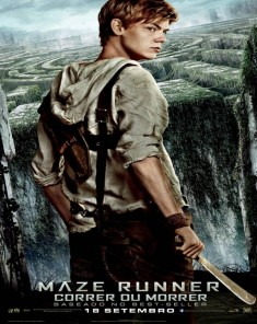 فيلم The Maze Runner 2014 مترجم