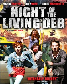 فيلم Night Of The Living Deb 2015 مترجم