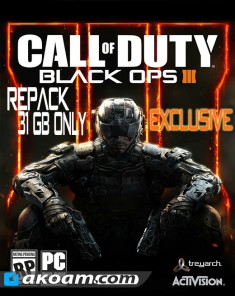 لعبة Call Of Duty Black Ops III ريباك
