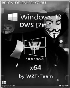 ويندوز Windows 10 Vendetta Edition x64
