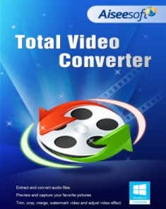 برنامج Aiseesoft Total Video Converter 9.0.6 Multilingual