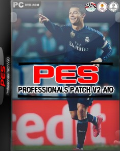 باتش PESProfessionals Patch V2