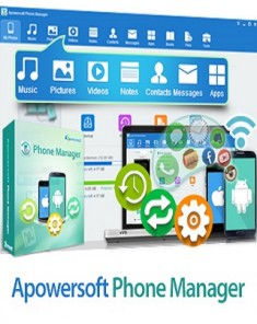 برنامج Apowersoft Phone Manager Multilingual 2.6.5