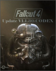 تحديث Fallout 4 Update v1.1.30-CODEX