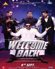 فيلم Welcome Back 2015 مترجم