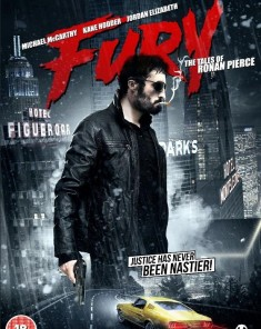 فيلم Fury: The Tales of Ronan Pierce 2014 مترجم