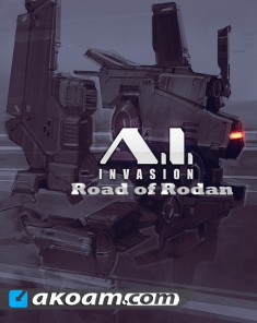 لعبة A.I. Invasion - Road of Rodan بكراك RELOADED