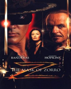فيلم The Mask of Zorro 1998 مترجم