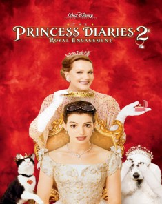 فيلم The Princess Diaries 2: Royal Engagement 2004 مترجم
