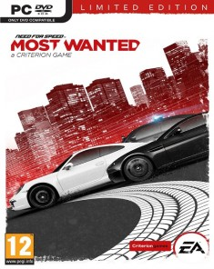 لعبة Need For Speed Most Wanted 2012 Limited Edition ريباك