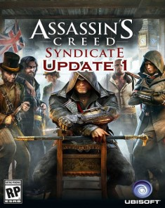 تحديث Assassin's Creed Syndicate Update 1-CODEX