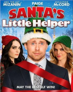 فيلم Santa's Little Helper 2015  مترجم