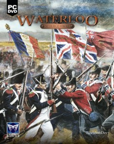 لعبة Scourge of War: Waterloo  بكراك RELOADED