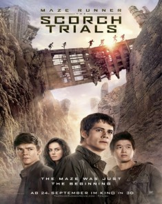 فيلم Maze Runner The Scorch Trials 2015 مترجم