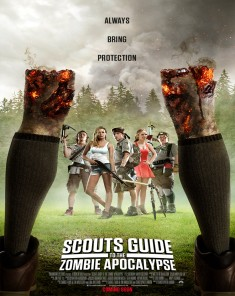 فيلم Scouts Guide to the Zombie Apocalypse 2015 مترجم CAM