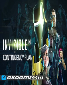 لعبة Invisible Inc Contingency Plan بكراك SKIDROW