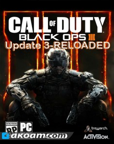 تحديث CALL OF DUTY BLACK OPS III UPDATE 3-RELOADED