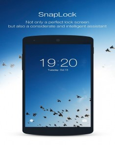 برنامج SnapLock Smart Lock Screen v5.2.0