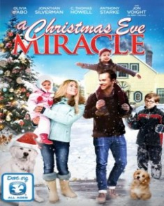 فيلم A Christmas Eve Miracle 2015 مترجم