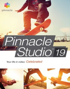 برنامج المونتاج Pinnacle Studio Ultimate 19.1.0 Multilingual